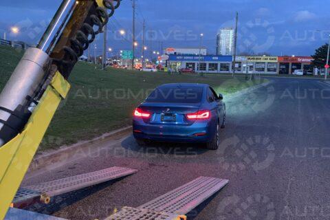 BMW Shipping to Alberta