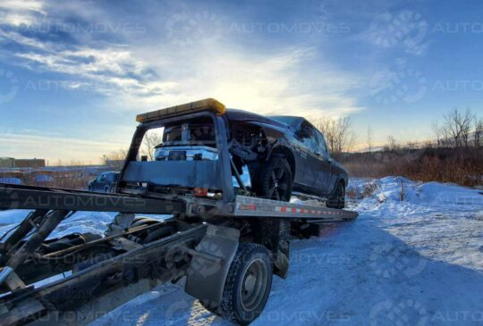 Salvage Truck Transport MPI