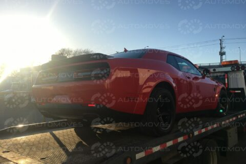 Dodge Demon Shipping to Alberta