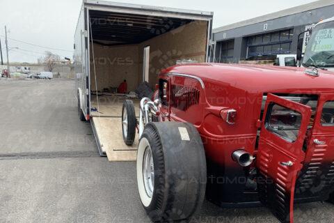 Enclosed Car Shipping Canada