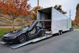 Enclosed Car Transport Canada